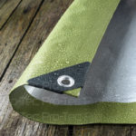 Picture of Tarpaulin In Green and Silver