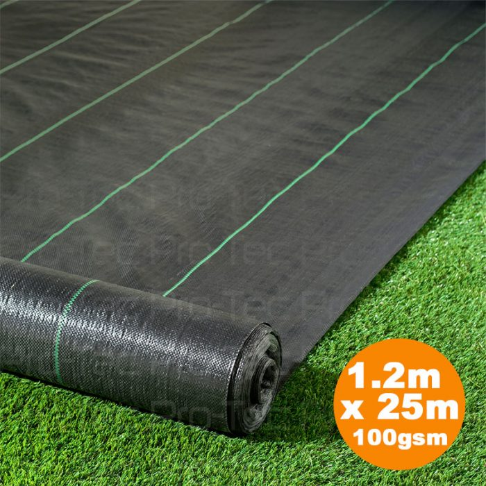 Picture Of 1.2m x 25m Weed Control Landscape Fabric