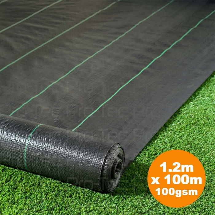 Picture of 1.2m x 100m Weed Control Landscape Fabric