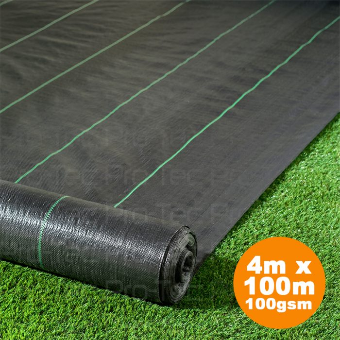 Picture Of 4m x 100m Weed Control Landscape Fabric