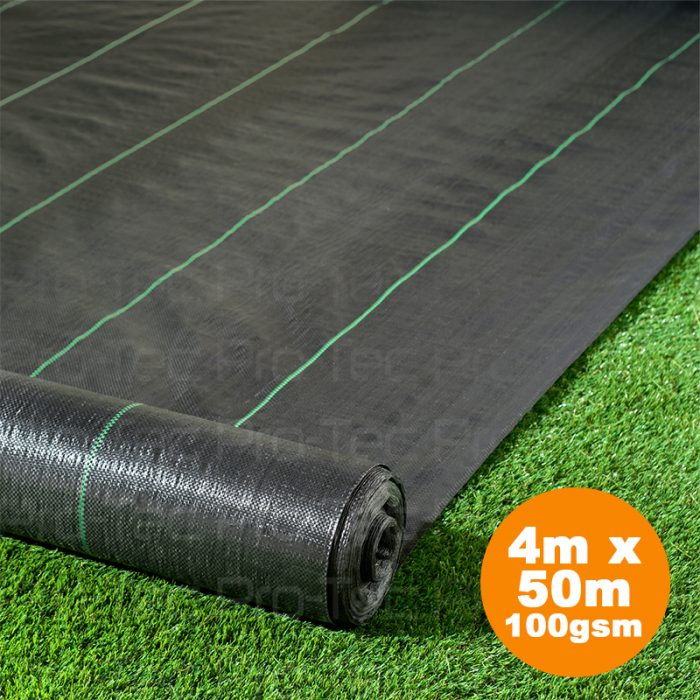 Picture of 4m x 50m Weed Control Landcape Fabric