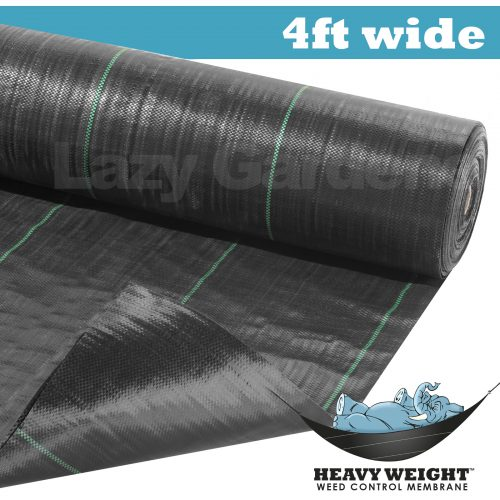 4ft Wide Weed Control Fabric