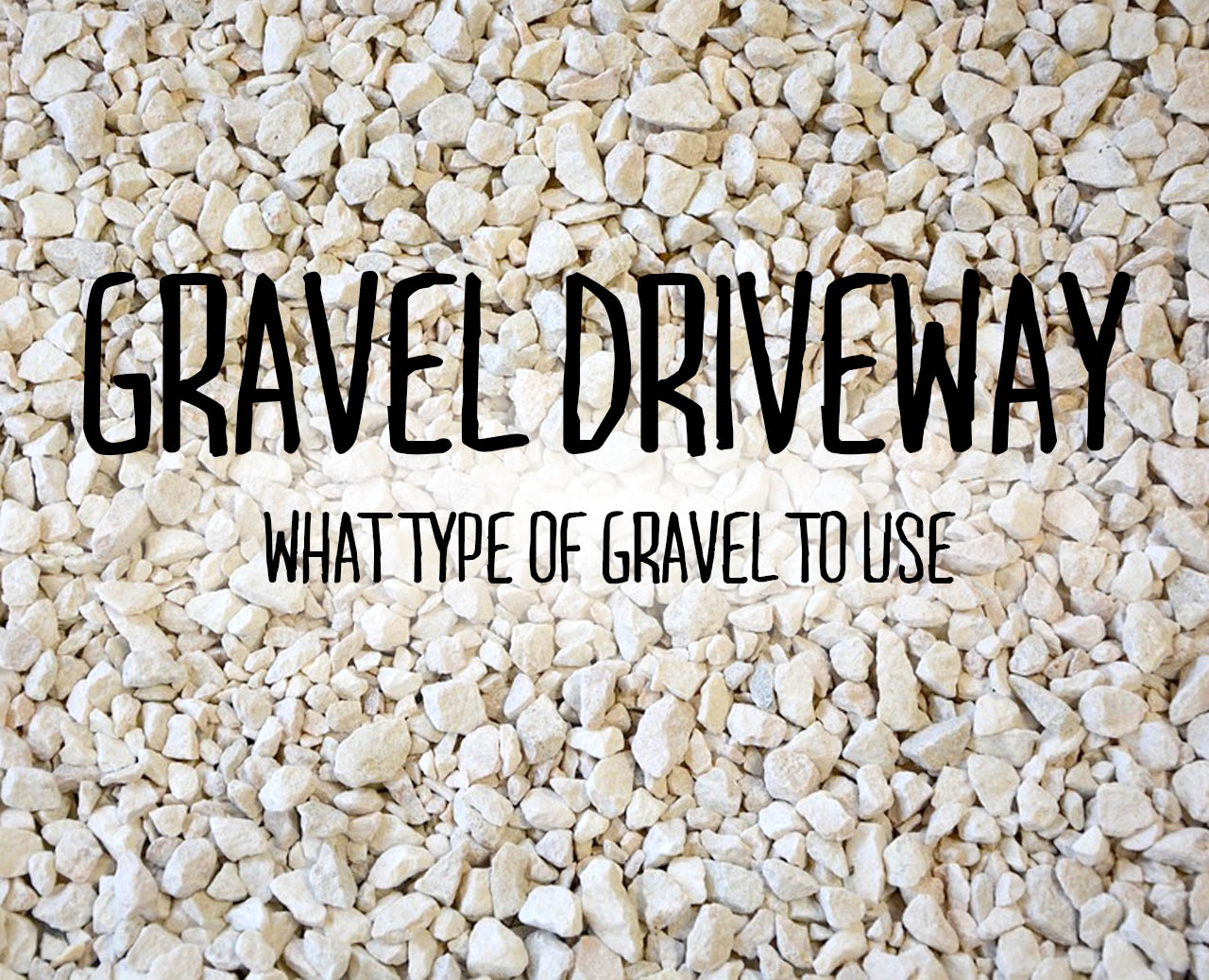 Picture of Gravel Driveway