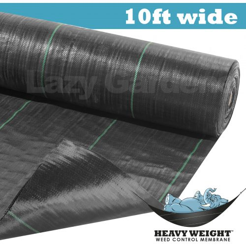 10ft Wide Weed Control Fabric