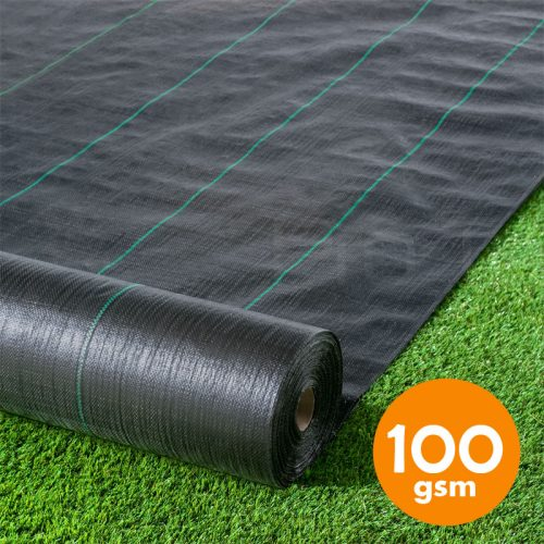 Weed Control Landscape Fabric 100gsm