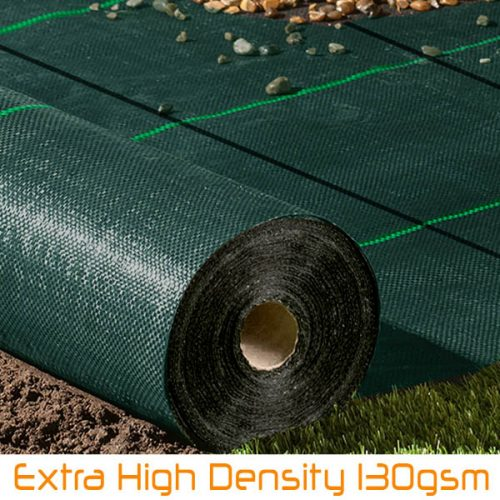Commercial Green Weed Control Fabric