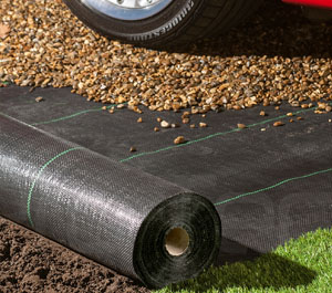 Weed Control Landsscape Fabric 100gsm