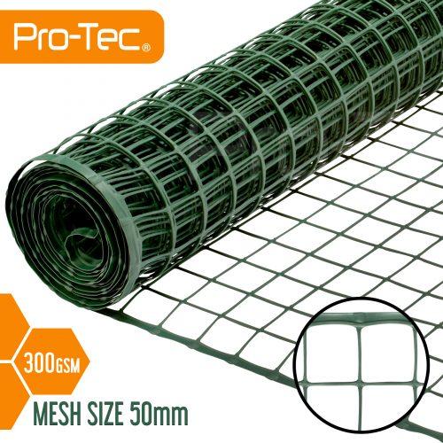 Plastic Mesh Fencing 50mm